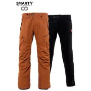 MENS SMARTY 3-IN-1 CARGO PANT Brown