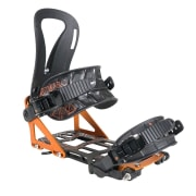 Spark Arc Binding Orange