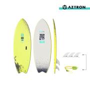 "Aztron Volans Soft Surfboard 5'8"""