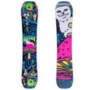 RIPNDIP Psychedelic Snowboard Blue/Black
