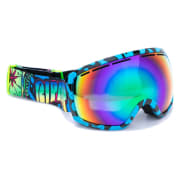 RIPNDIP Psychedelic Goggles Black/Blue OS