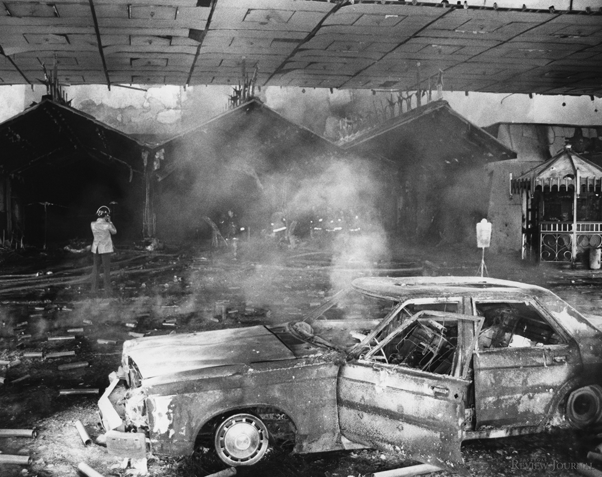 Mgm Grand Hotel Fire Killed 87 On The Strip 40 Years Ago Las Vegas Review Journal