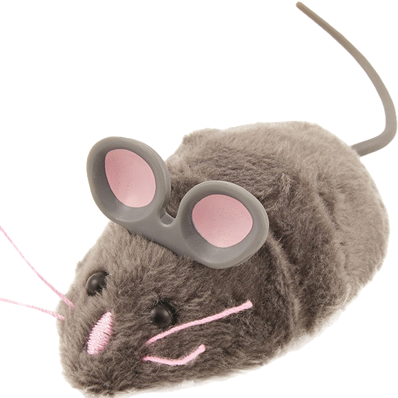 Robotic mouse toy