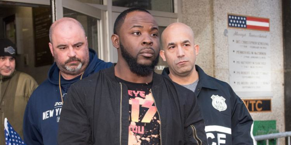 Taxstone indicted for murder of Irving Plaza shooting victim Ronald Banga McPhatter
