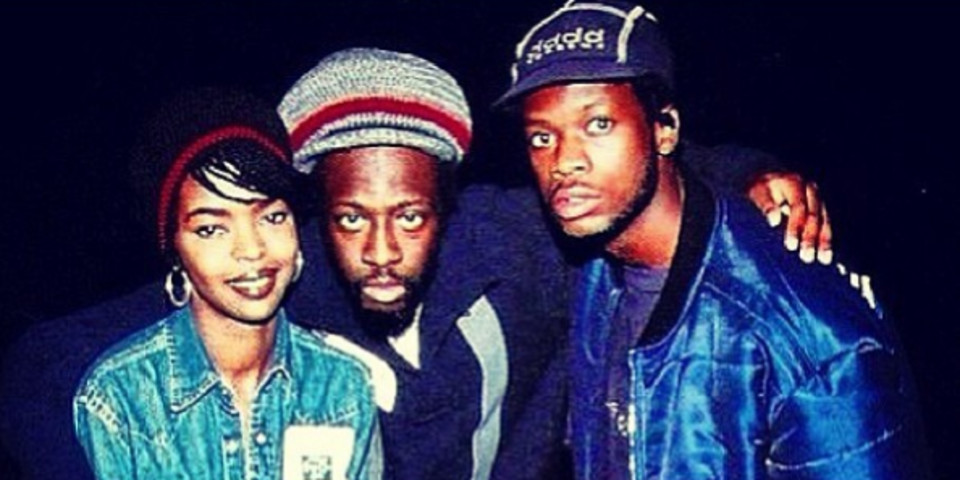 Lauryn Hill Wyclef deny new Fugees song