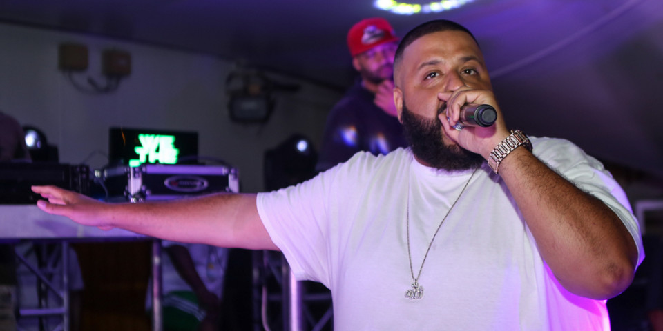 DJ Khaled kicks off Summer Fest Cruise