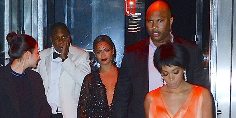 The address of JAY-Z and Solange's famous fight may have more meaning than we thought