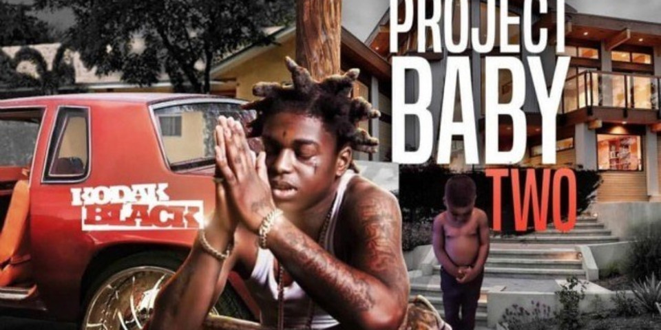 Stream Kodak Black's sequel to 'Project Baby'