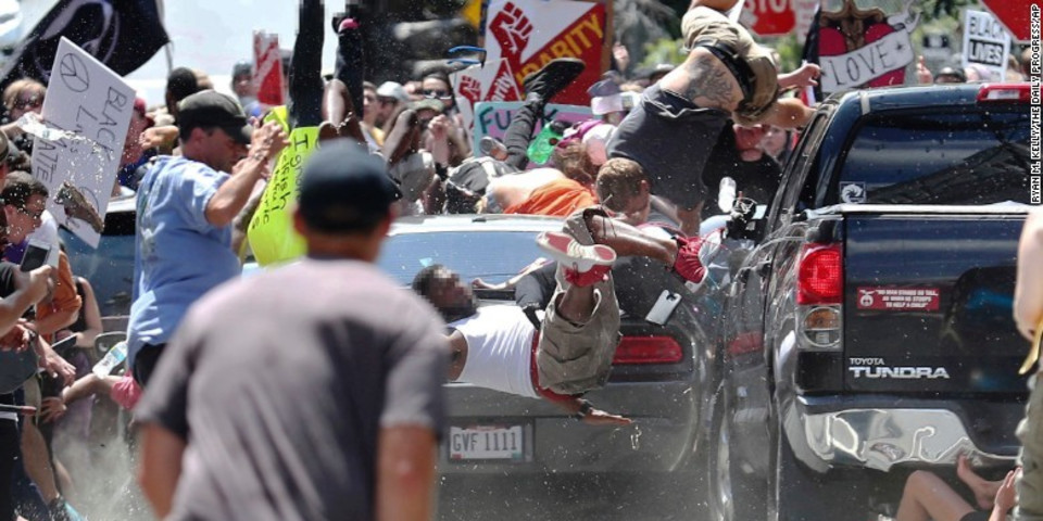 Heres the problem with Trumps Charlottesville response