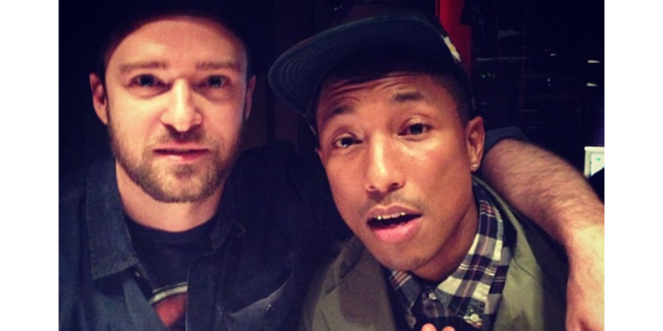 Pharrell weighs in on Justin Timberlake's new album