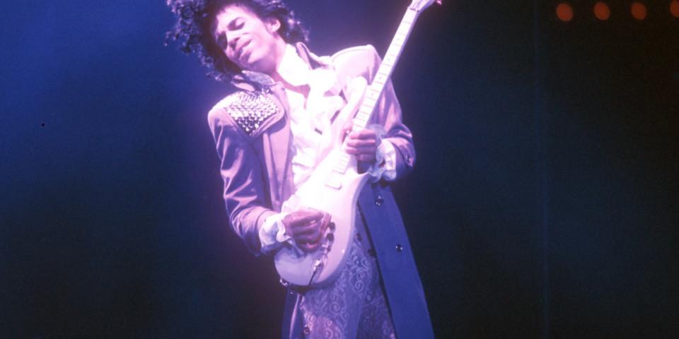 Pantone creates custom color in honor of Prince