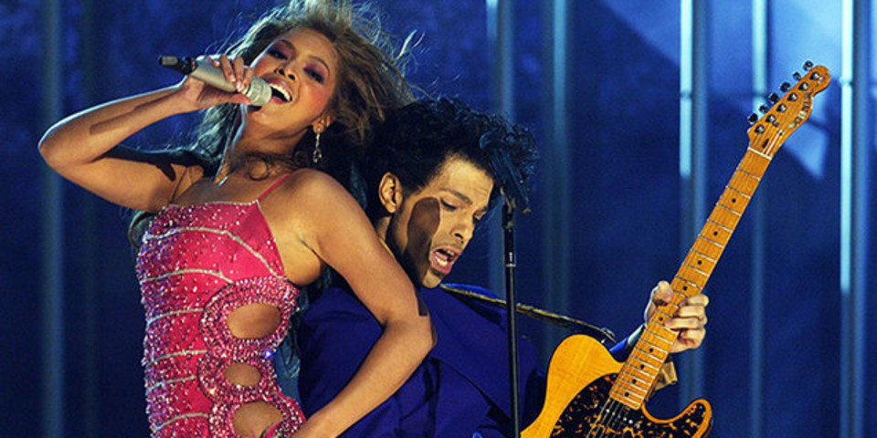 Beyoncé pens foreword in Prince's upcoming book
