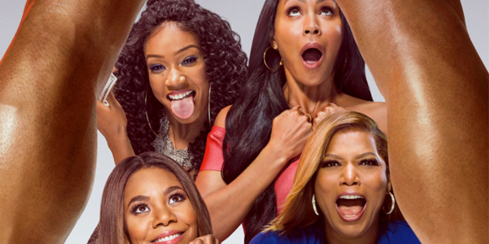 'Girls Trip' showcases hall-of-fame hilarity Tiffany Haddish is undeniable breakout star