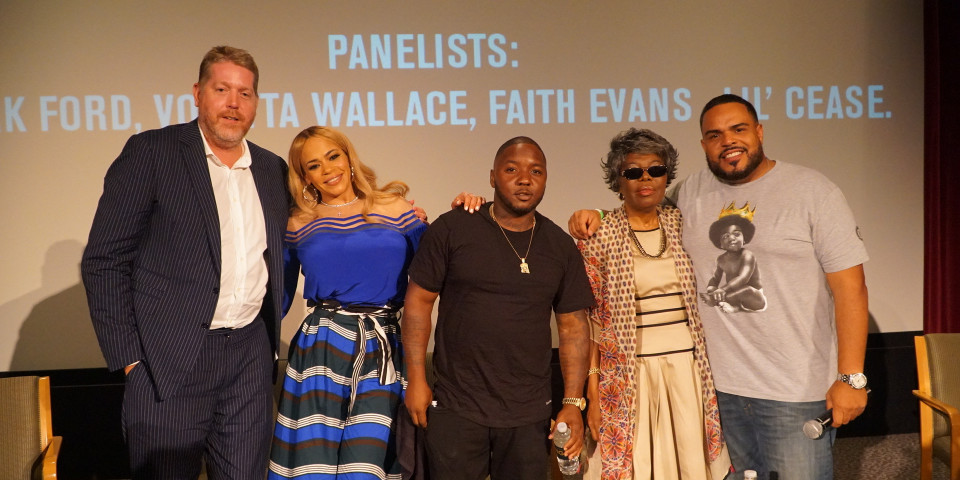 JAY-Z Nas Diddy Faith Evans give loving perspective in new Biggie doc