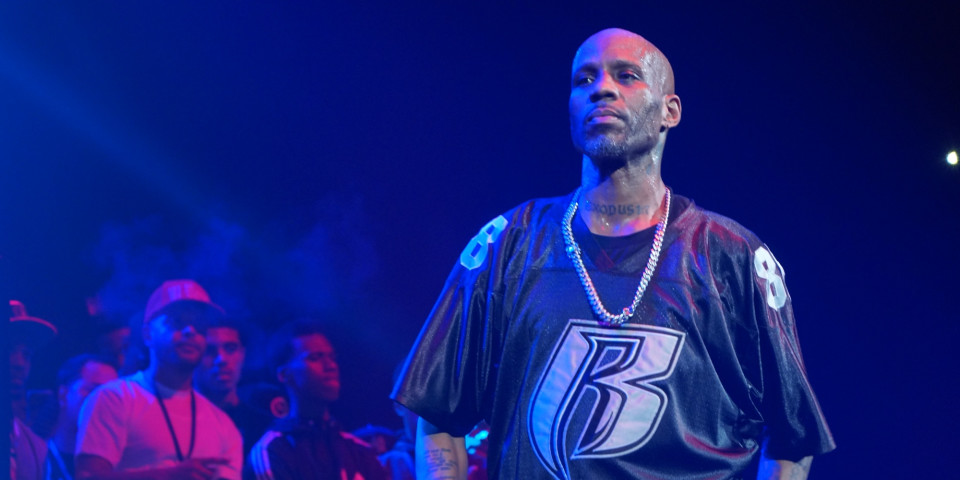 REVOLT TV Exclusive DMX speaks minutes after getting released from jail