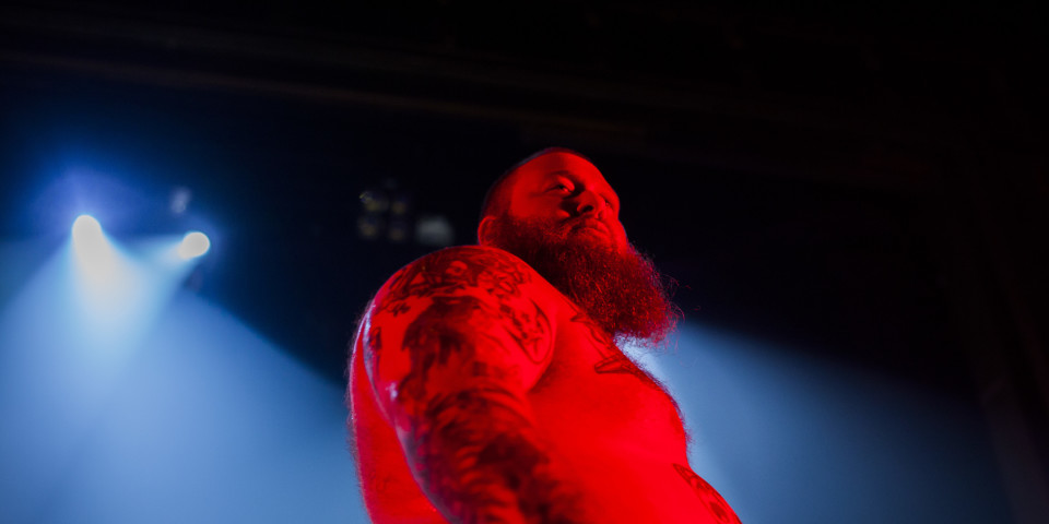 Action Bronson celebrates the End of an Era at Webster Hall
