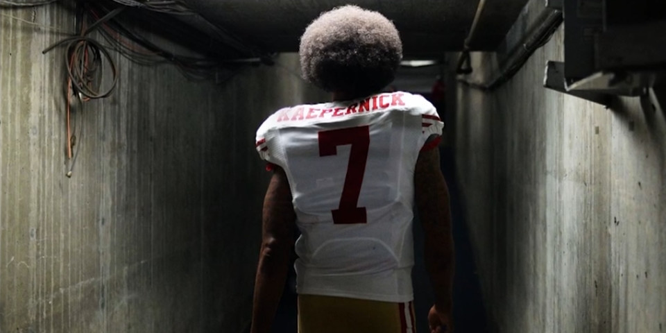 Colin Kaepernick added to Smithsonian's National Museum of African American History