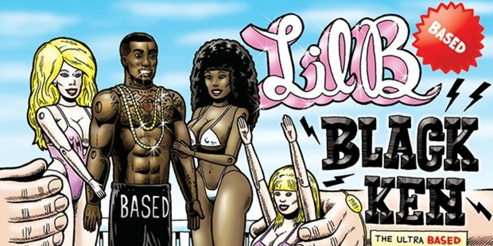 Stream Lil B's long-awaited mixtape 'Black Ken'