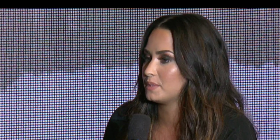 Demi Lovato to Van Jones at 'We Rise Above Hate Tour' Don't be a bystander