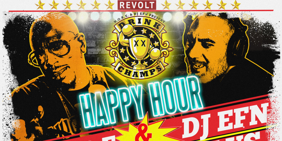 REVOLT TV renews 'Drink Champs' for a second season