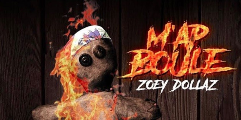 Stream Zoey Dollaz's star-studded EP 'M'ap Boule'