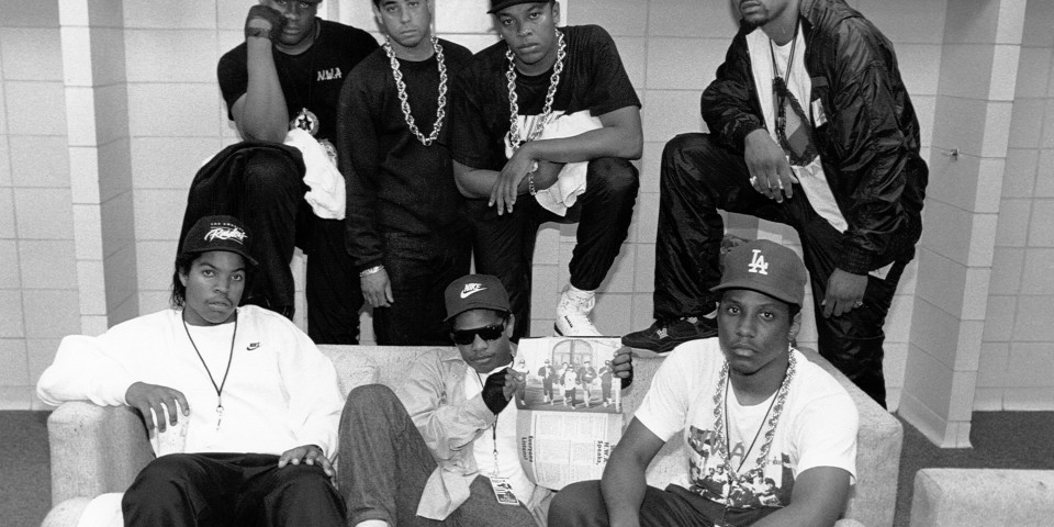 REVOLT IMO What is NWA's best song