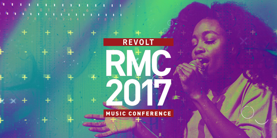 The 2017 REVOLT Music Conference returns to Miami this October