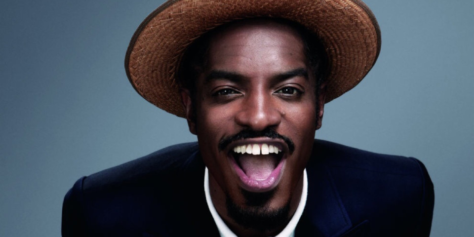 Andre 3000 says rap is a hobby would be fine without another Outkast album