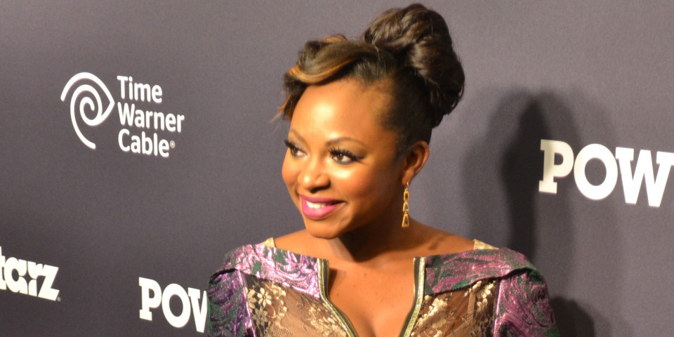 'Power's' Naturi Naughton talks depicting pain loss with Omari Hardwick