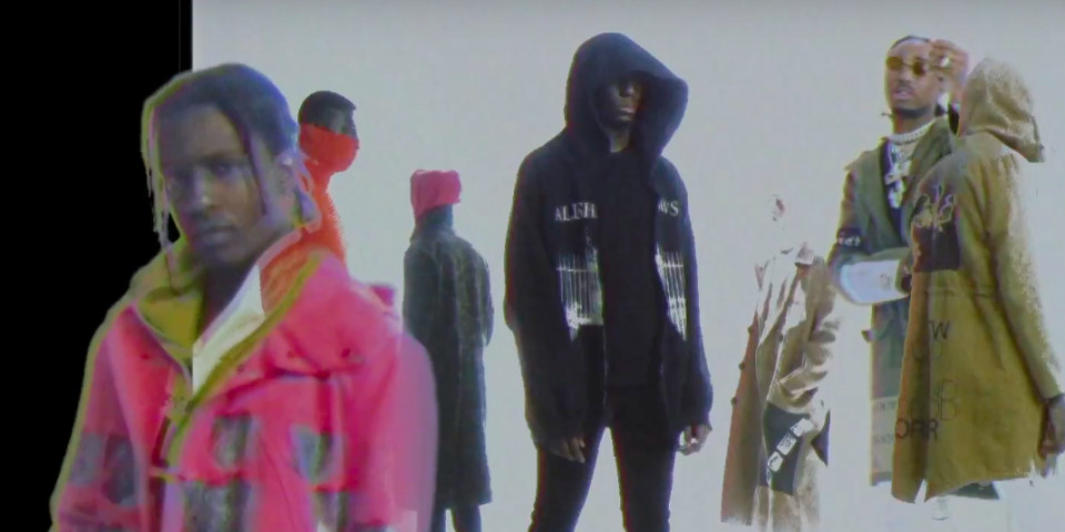 A$AP Mob releases RAF video with Quavo Playboi Carti