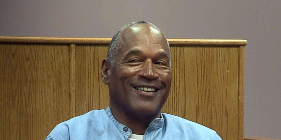 OJ Simpson granted parole could be free as soon as Oct 1