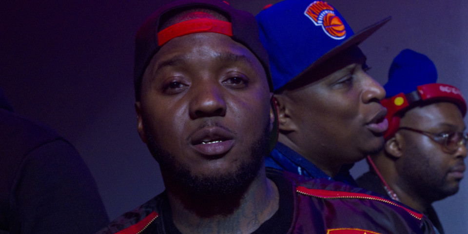 Lil' Cease joins 'Drink Champs' this week