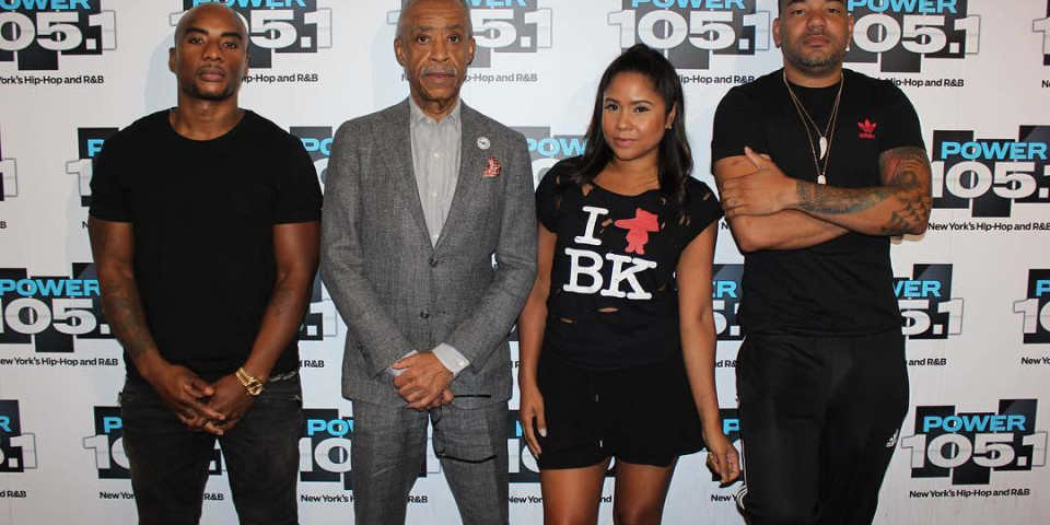 Al Sharpton talks JAY-Z'S '444' shot Trump and racist monuments on The Breakfast Club