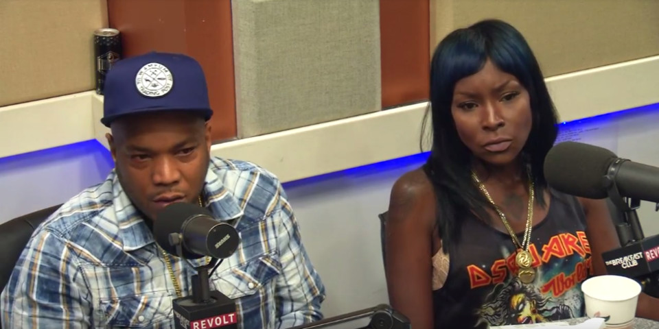 Styles P discusses daughter's death dieting with The Breakfast Club