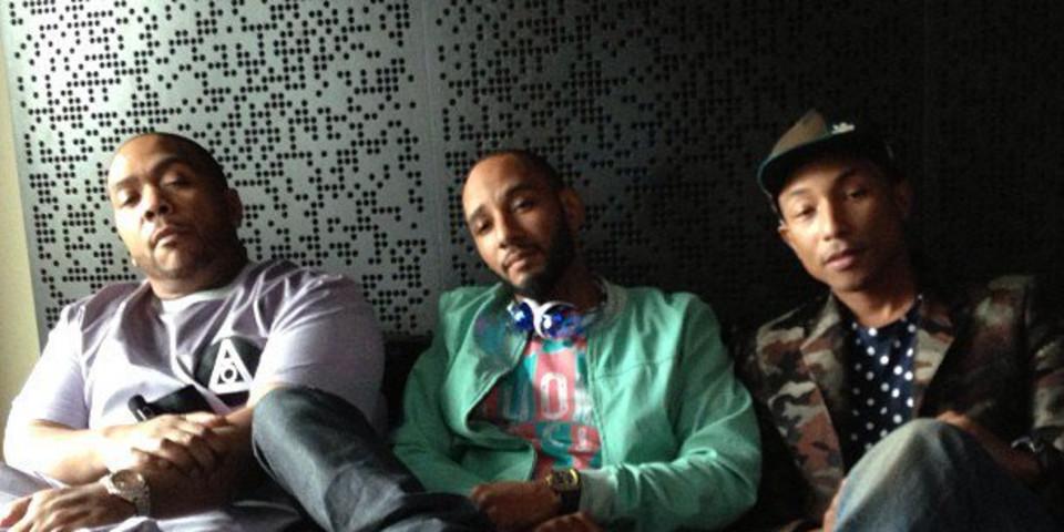Timbaland accepts Swizz Beatz's beat battle challenge