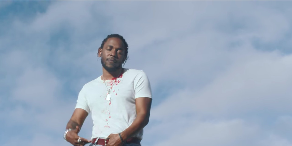 Kendrick Lamar gets violent in music video for ELEMENT
