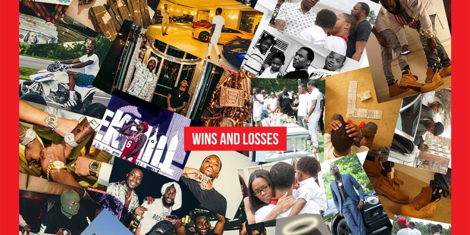 Heavy is the heart on Meek Mill's 'Wins Losses'