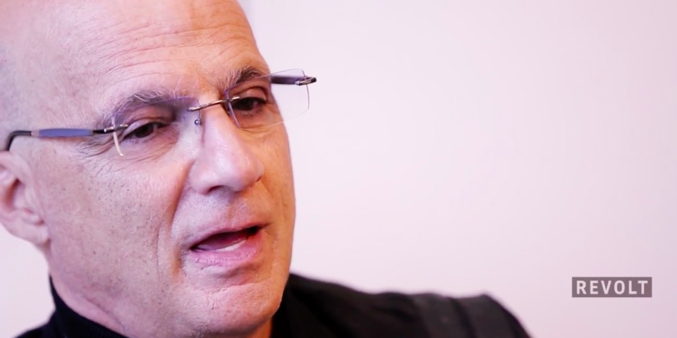 Jimmy Iovine speaks on mastering fear and flipping it into fuel