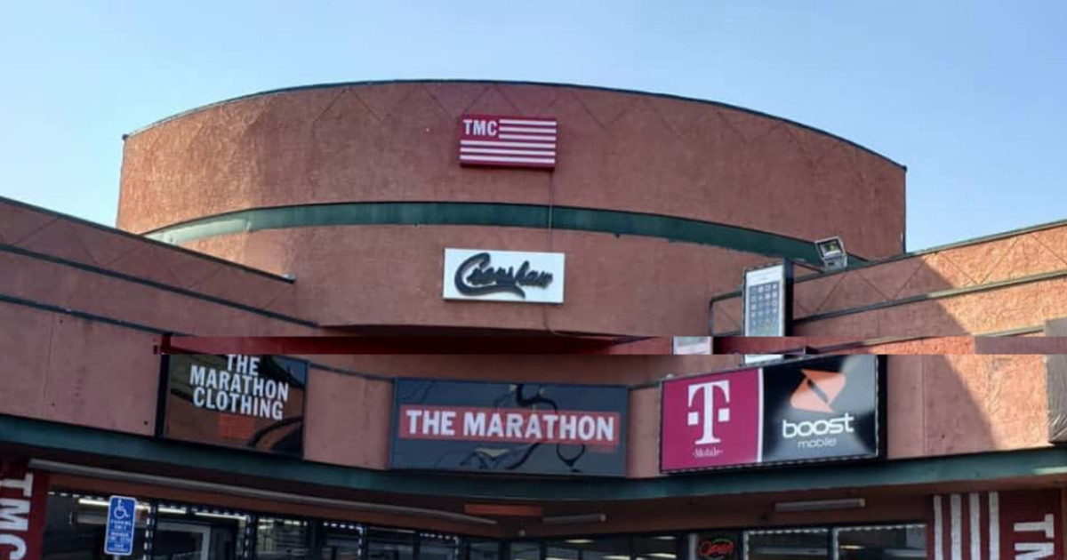 aa6c8995ba48 T.I, 2 Chainz and more drop bags at Nipsey Hussle's Marathon store ...