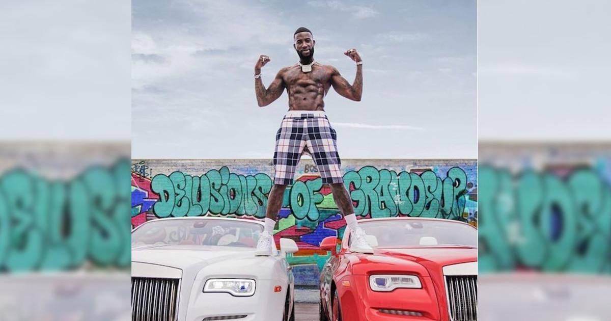 Gucci Mane releases his new album,