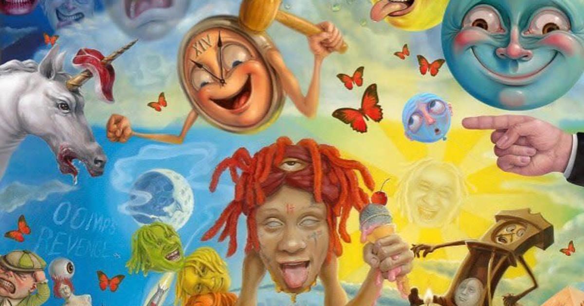 5 takeaways from Trippie Redd's 'Life's A Trip' | REVOLT