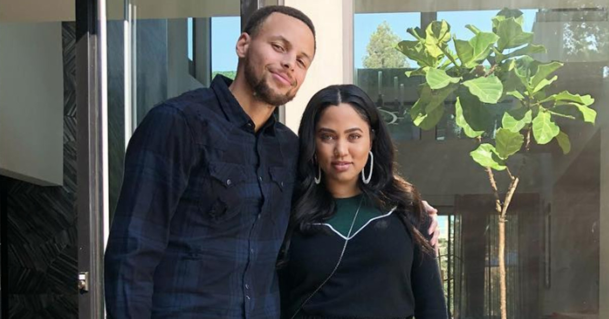 steph curry defends ayesha after her  u0026quot red table talk