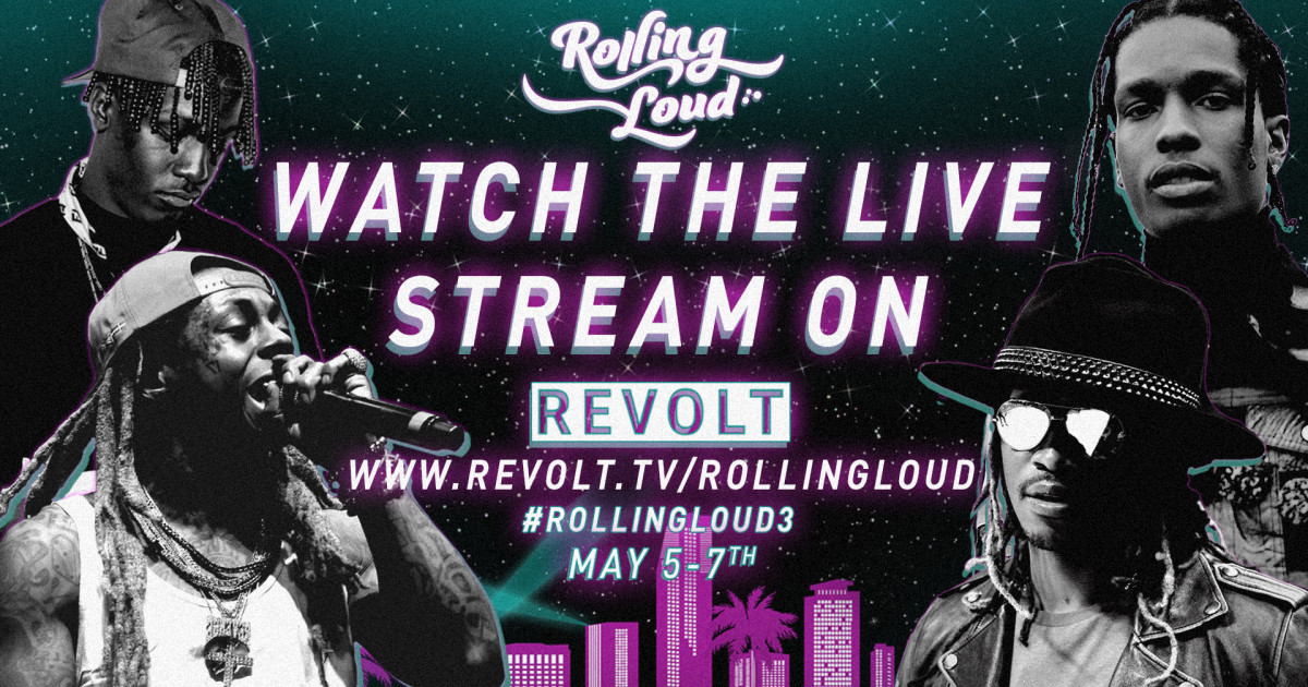 a3e3bbbacdd6 Rolling Loud Festival adds Gucci Mane
