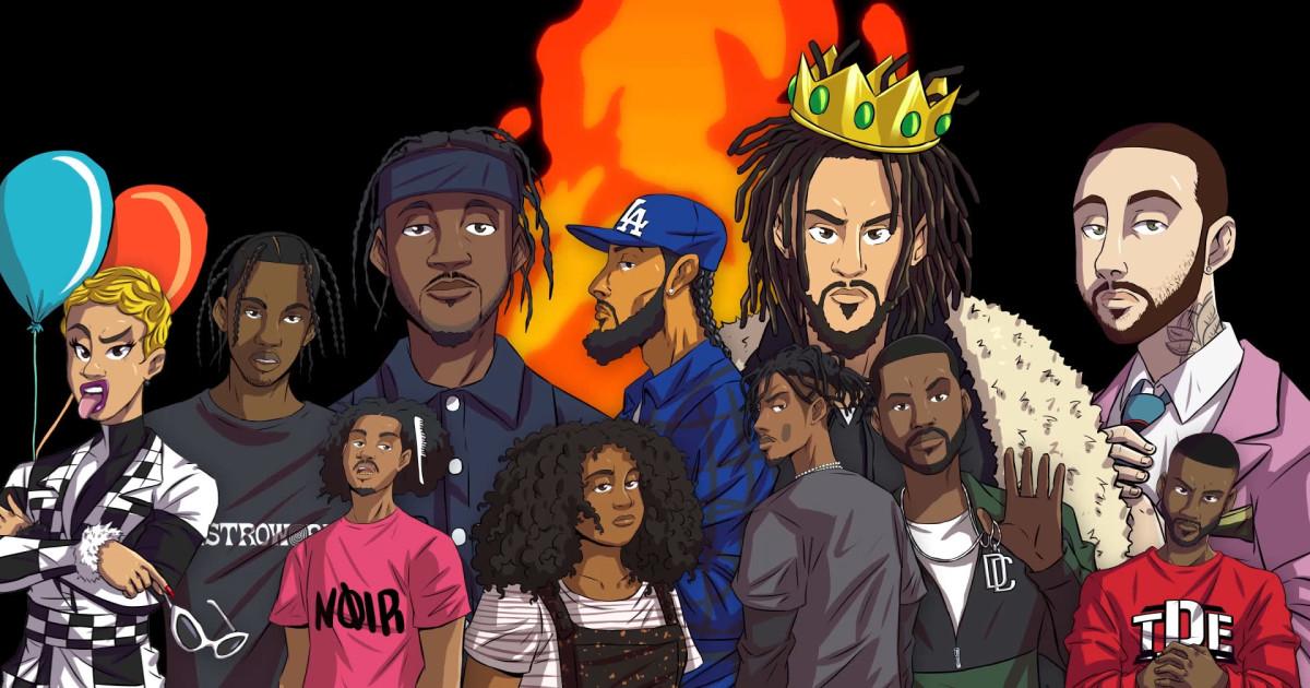 11 best rap albums of 2018 | REVOLT - UNAPOLOGETICALLY HIP HOP