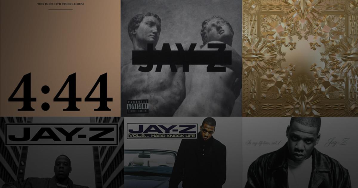 All Platinum Everything How Long Every Jay Album Has Taken Revolt