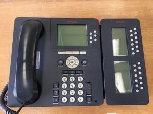 Avaya 9630 phone 1 lot of 7