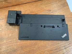 Lenovo ThinkPad Docking Station - ONE LOT of 9