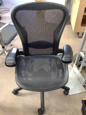 Herman Miller Aeron task chair Black Size B