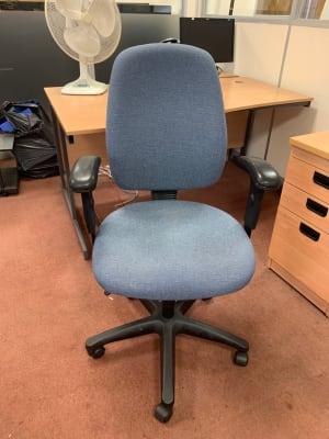Operator chair
