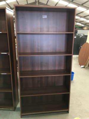 Tall book shelf unit